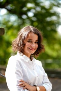 Corinna Hardtke Webdesignerin Portrait